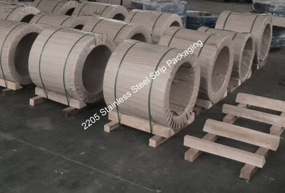 2205-stainless-steel-strip-packaging​