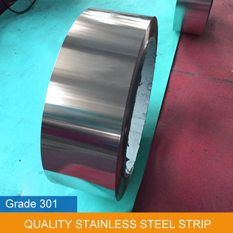 301-stainless-steel-strip