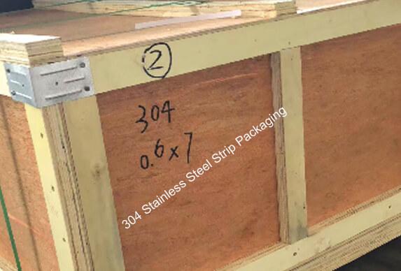 304-stainless-steel-strip-packaging