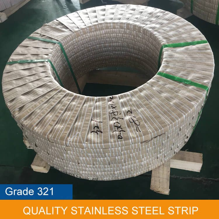 321-stainless-steel-strip