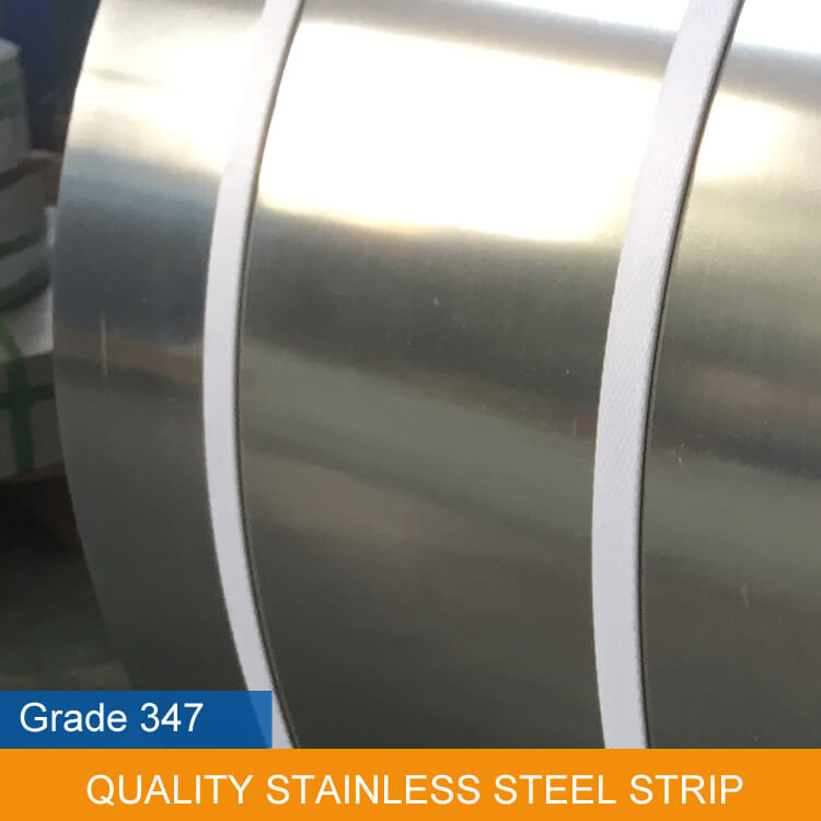 347-stainless-steel-strip
