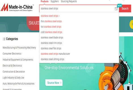 find-china-stainless-steel-strips-suppliers-on-china-b2b-websites