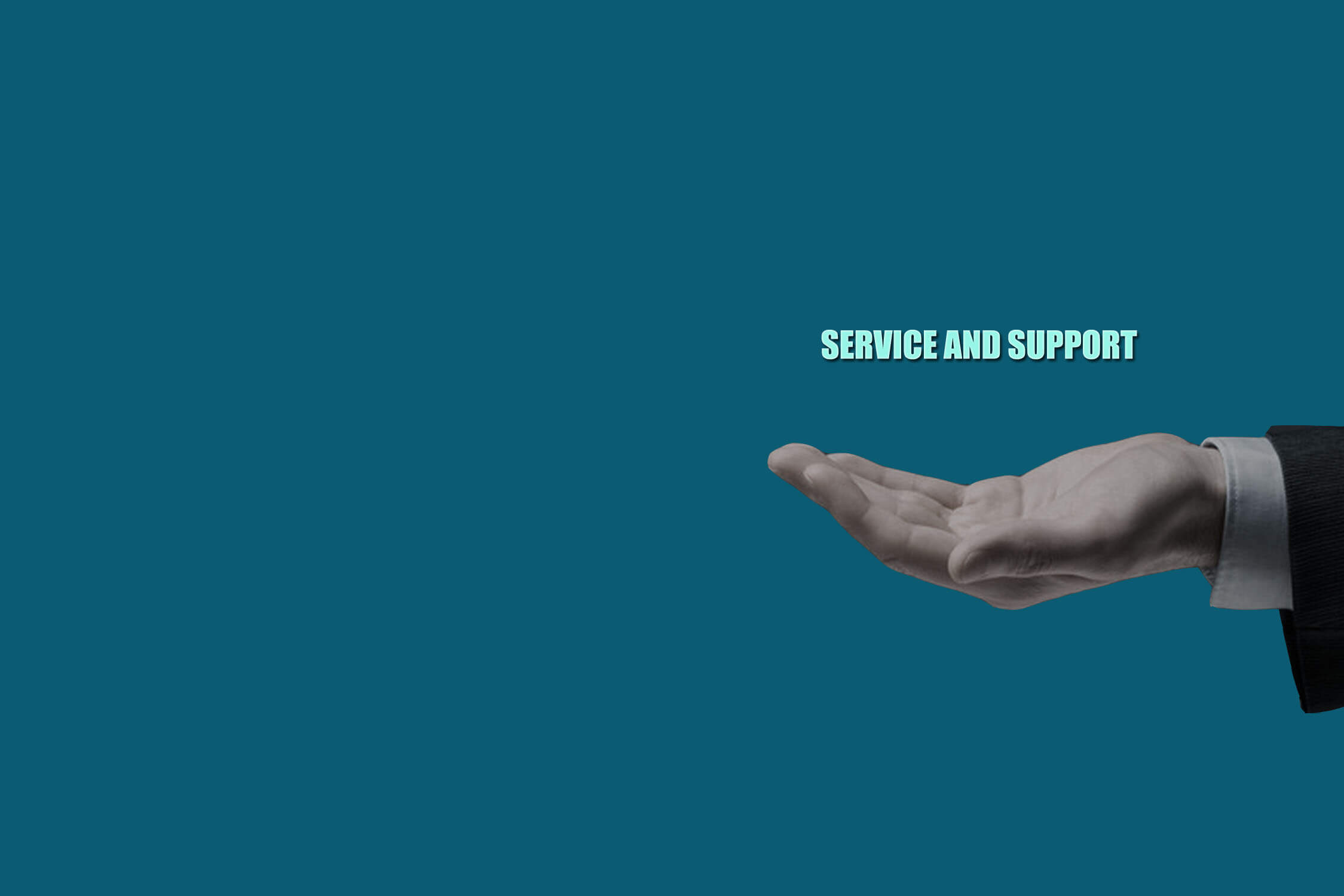 service-and-support