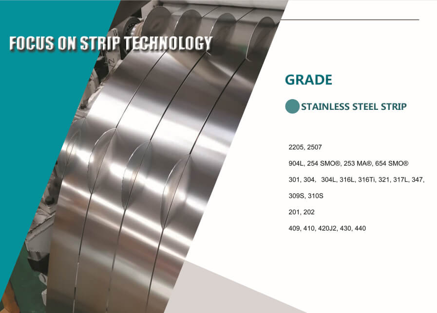 what-are-stainless-steel-strips-grades