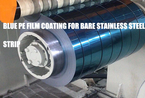 Blue-PE-Film-Coating-For-Bare-Stainless-Steel-Strip