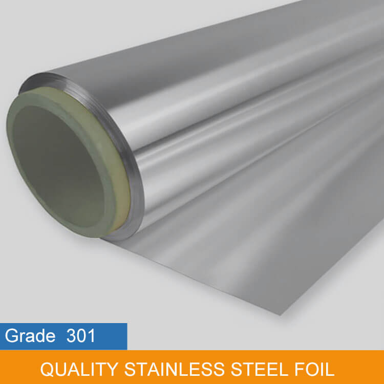 301-stainless-steel-foils