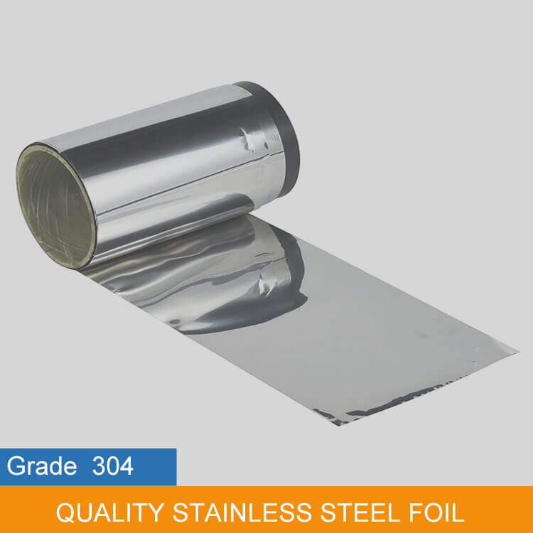 304-stainless-steel-foils
